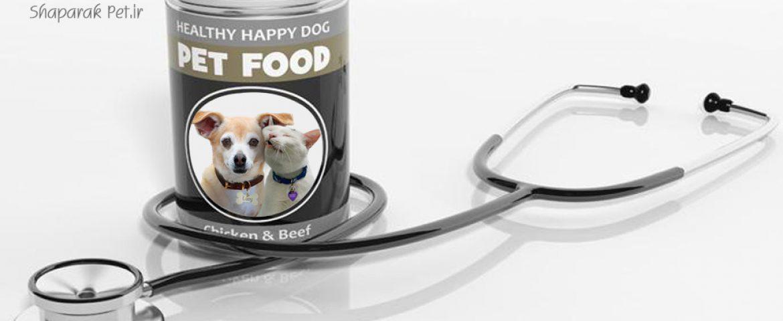 بهترین غذا برای حیوانات خانگی!