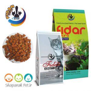 غذای گربه بالغ فیدار