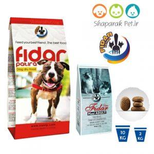 غذای سگ فیدار