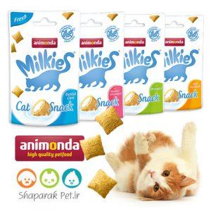 تشویقی گربه آنیموندا