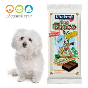 شکلات سگ ویتاکرافت