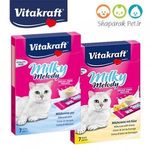 بستنی گربه میلکی ویتاکرافت