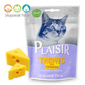اسنک پنیری گربه پلاژیر