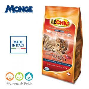 غذای گربه بالغ لیچت