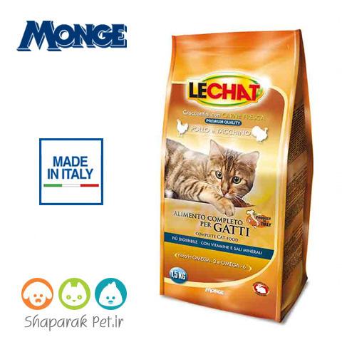غذای گربه لیچت