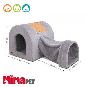 لانه تونل دار نیناپت