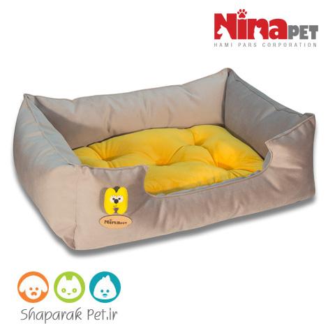 جای خواب سگ و گربه نیناپت