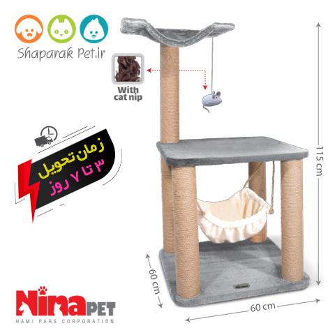درخت گربه نیناپت مدل Y