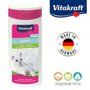 شامپو گربه ویتاکرافت