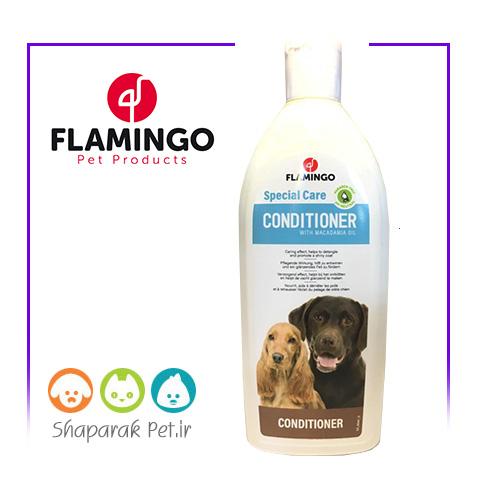 شامپو و نرم کننده موی سگ