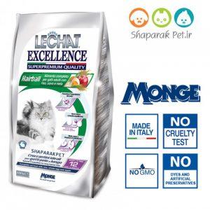 عذای خشک گربه بالغ دفع گلوله مویی
