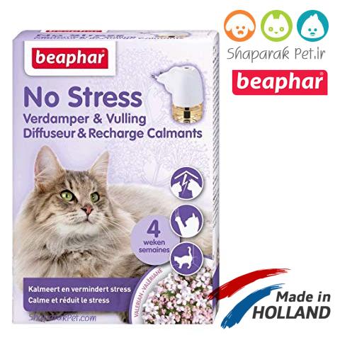 محلول آرامبخش گربه همراه با دستگاه